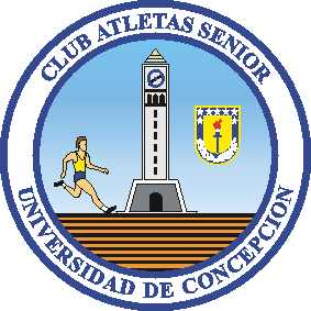 [LOGO DEL CLUB DE ATLETAS SENIOR UDEC (COLOR)]